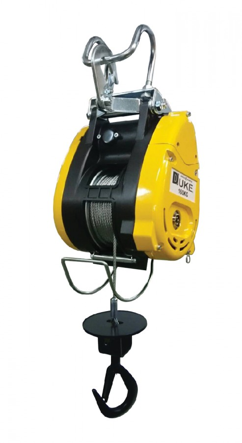 Mini Wire Winch DU-160A (160 kg)