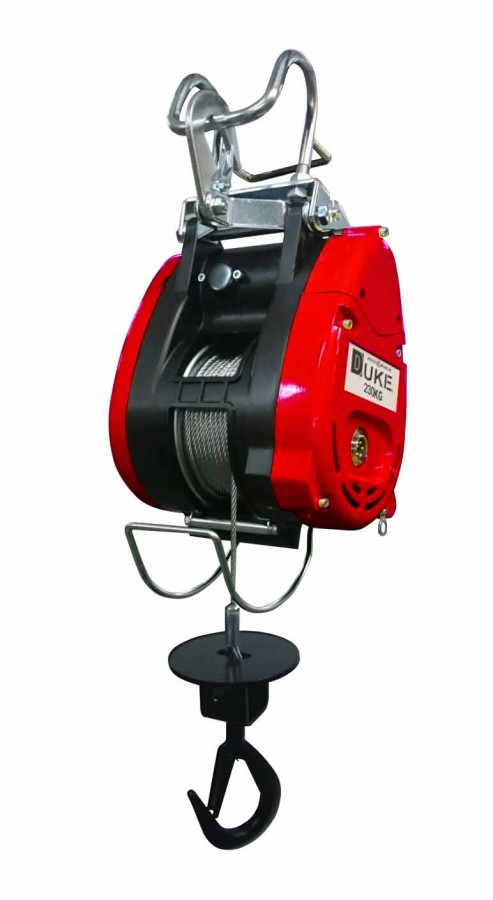 Mini Wire Winch DU-230A (230 kg)