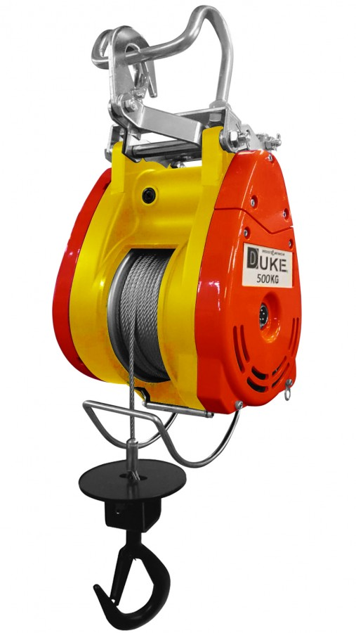 Mini Wire Winch DU-500A (500 kg)