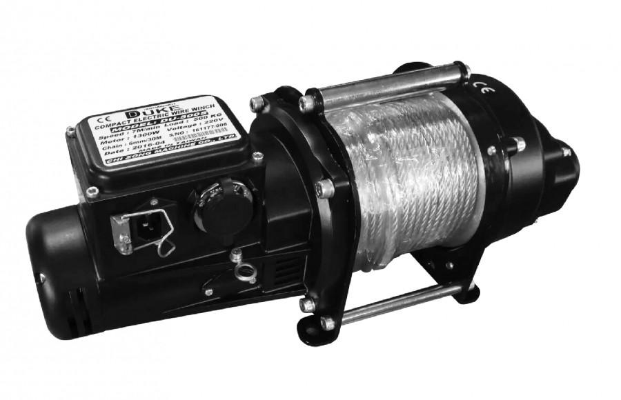 Compact Winch DU-500S (500 kg)