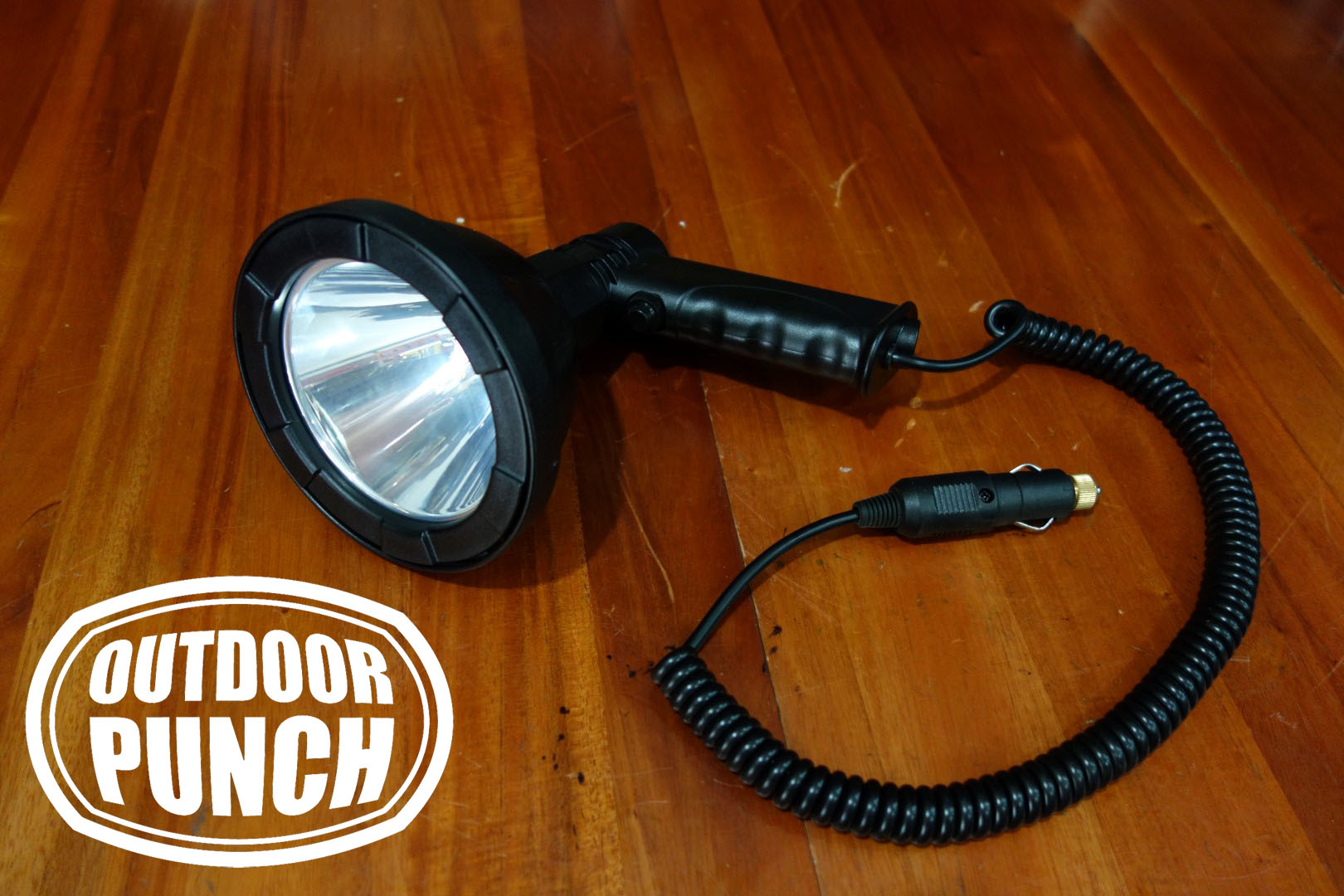 Hunting Spotlight LED 10w (Cigar Plug)