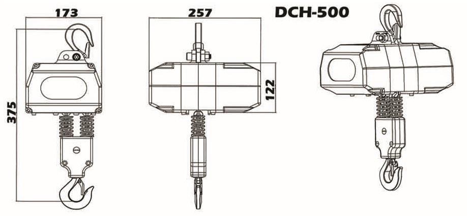 Spek DCH 500